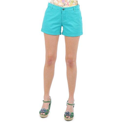 Shorts & Bermudas Vero Moda RIDER 634 DENIM SHORTS - MIX Turquoise 350x350