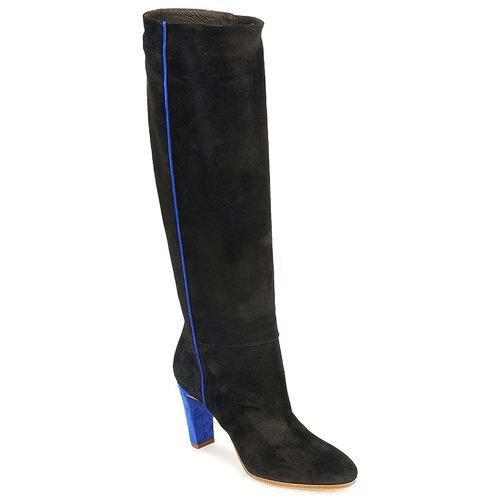 Chaussures Femme Bottes ville Michel Perry 13184 Noir