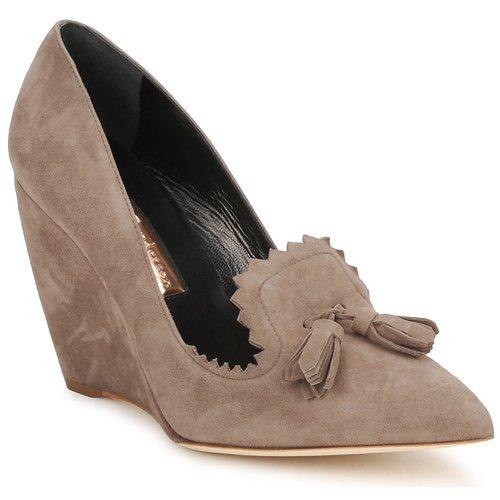 Chaussures Femme Escarpins Rupert Sanderson HERRICK Taupe
