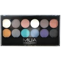 Beauté Femme Fards à paupières & bases Mua Makeup Academy MUA - Palette 12 Fards à paupières Dusk till Dawn - 9,6g... Multicolor