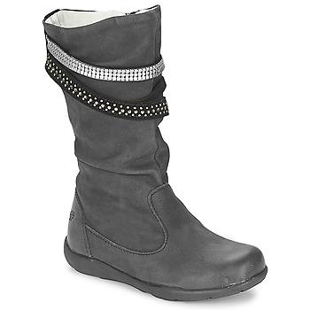 Chaussures Fille Bottes ville Primigi CHARLIZE Noir