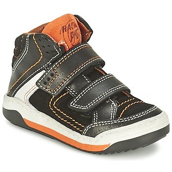 Basket montante Primigi MOTT Noir / Orange 350x350