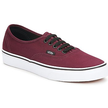 Baskets mode Vans AUTHENTIC Bordeaux 350x350