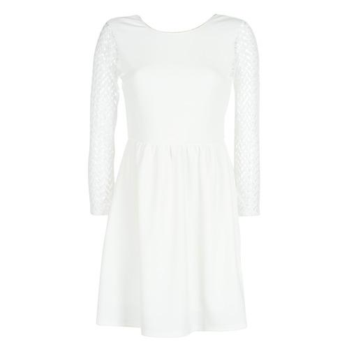 Vêtements Femme Robes courtes Betty London J. LOUISE Blanc