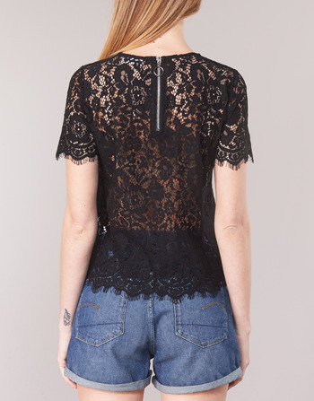 TopsBlouses Vêtements Noir Femme Kemi Moony Mood sCQBordxth