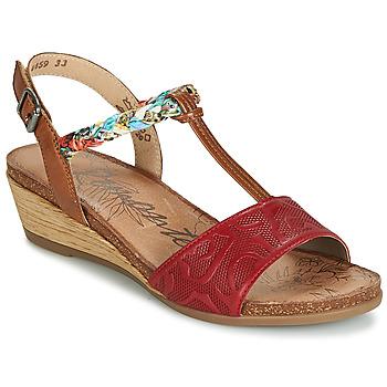 Chaussures Femme Sandales et Nu-pieds Remonte Dorndorf MIJUS Rouge