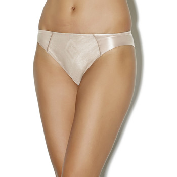 Sous-vêtements Femme Culottes & slips Aubade slip brésilien les petites tricheries nude Beige