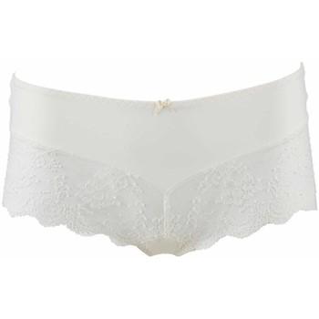 Sous-vêtements Femme Culottes & slips Aubade culotte saint-tropez  à l'amour Nacre