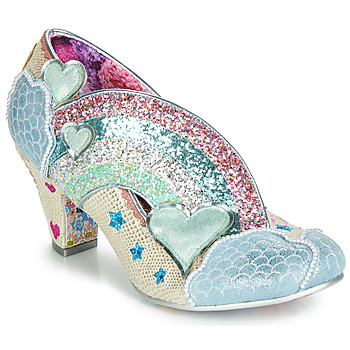 Chaussures Femme Escarpins Irregular Choice SUMMER OF LOVE Multicolor