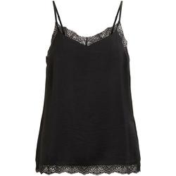 Vêtements Femme Tops / Blouses Vila 14044577 Noir