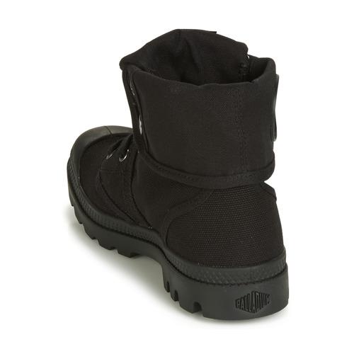 Boots Palladium Baggy Noir Pallabrouse Femme XiTPkOZu