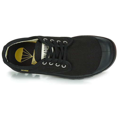 Pampa Baskets Basses Noir Ox Originale Palladium D9IH2YeWEb