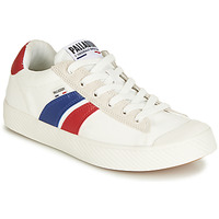 Chaussures Baskets basses Palladium PALLAPHOENIX FLAME C Blanc