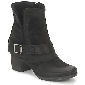 Bottines / Boots Dream in Green VINEL Noir 350x350