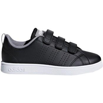 Chaussures Enfant Baskets basses adidas Originals VS Adv CL Cmf C Noir