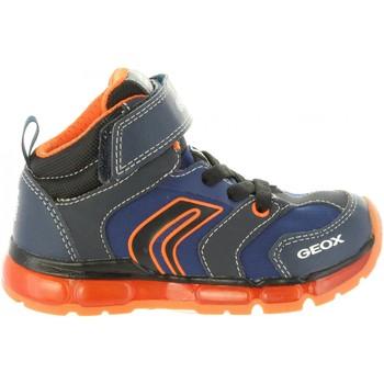 Chaussures Garçon Baskets montantes Geox J8444B 011CE J ANDROID Azul