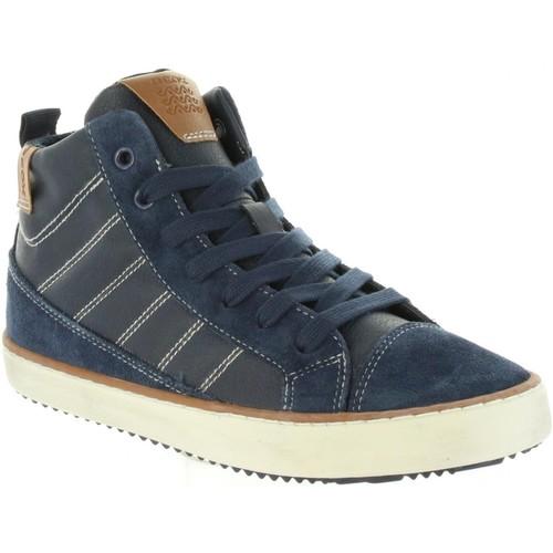 Geox Alonisso Chaussures Azul Baskets Garçon J842cb J 05422 Montantes 0kOP8nw