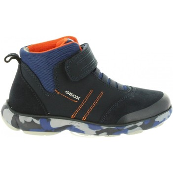 Chaussures Garçon Boots Geox J841TB 02214 J NEBULA Azul