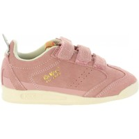 Chaussures Fille Baskets basses Kickers 596886-30 KICK 18 CDT Rosa