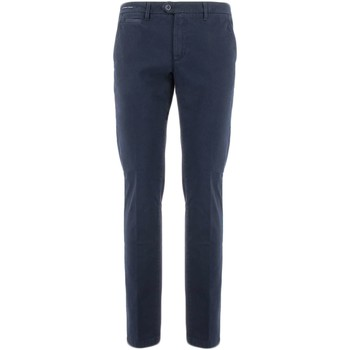 Vêtements Homme Chinos / Carrots Teleria Zed MADE IN ITALY GR bleu