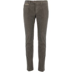 Vêtements Homme Chinos / Carrots Teleria Zed VE MADE IN ITALY EmeraldGreen