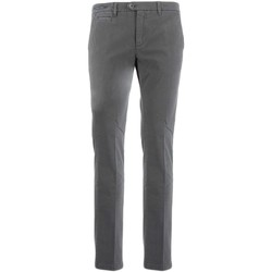 Vêtements Homme Chinos / Carrots Teleria Zed MADE IN ITALY ROBIN Gris