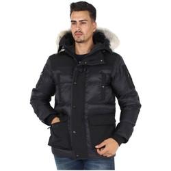 Vêtements Homme Doudounes Helvetica Doudoune  ref_helv44929 Noir Noir