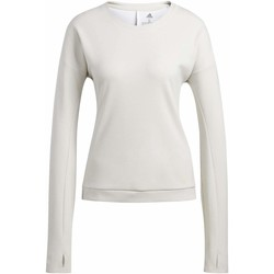 Vêtements Femme Pulls adidas Originals Sweat-shirt Supernova Run Cru blanc / blanc