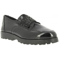Chaussures Femme Mocassins 24 Hrs 24 Hrs mod.21043 Noir