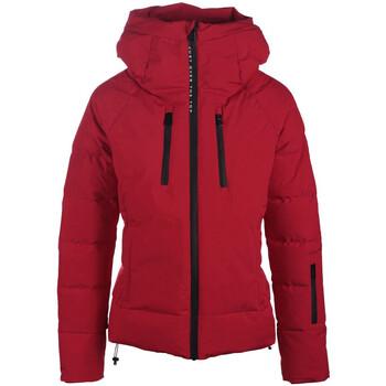 Vêtements Femme Doudounes Jott Just Over The Top Doudoune  MESANGE ML CAPUCHE - 9952MES-300 Rouge