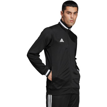Vêtements Homme Blousons adidas Originals TEAM19 Track Jacket Schwarz