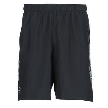 Vêtements Homme Shorts / Bermudas Under Armour WOVEN GRAPHIC SHORT Noir