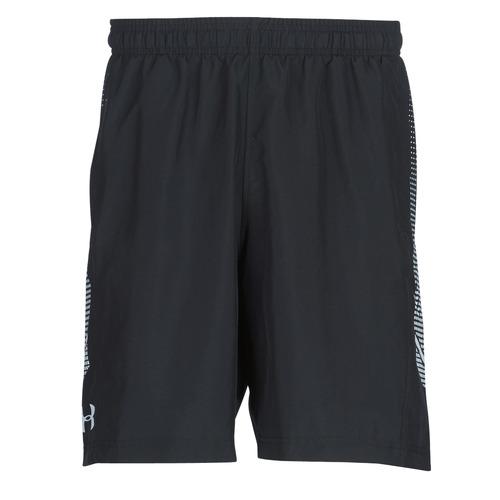 Vêtements Homme Shorts / Bermudas Under Armour WOVEN GRAPHIC SHORT Noir