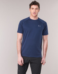 Vêtements Homme T-shirts manches courtes Under Armour TECH 2.0 SS TEE Marine
