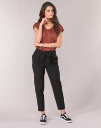 Vêtements Femme Chinos / Carrots Only ONLNICOLE Noir