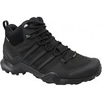 Chaussures Homme Randonnée adidas Originals Terrex Swift R2 Mid Gtx noir