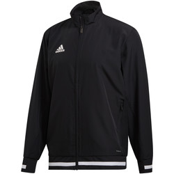 Vêtements Homme Blousons adidas Originals TEAM19 Woven Jacket Schwarz