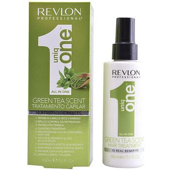 Beauté Femme Shampooings Revlon Uniq One Green Tea All In One Hair Treatment  150 ml