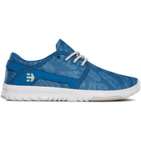 Chaussures Femme Baskets basses Etnies SCOUT WOS BLUE GREEN