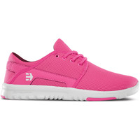 Chaussures Femme Baskets basses Etnies SCOUT WOS PINK WHITE PINK