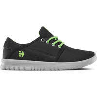 Chaussures Enfant Baskets basses Etnies KIDS SCOUT BLACK LIME