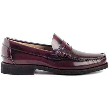 Chaussures Homme Mocassins Colour Feet OXFORD rouge