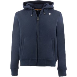 Vêtements Homme Sweats K-Way RAINER FLEECE bleu