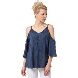 Vêtements Femme Tops / Blouses La Cotonniere TUNIQUE FLORINE 19