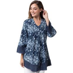 Vêtements Femme Chemises / Chemisiers La Cotonniere CHEMISE VIKI 594
