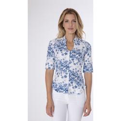 Vêtements Femme Chemises / Chemisiers La Cotonniere CHEMISIER NADEGE 594