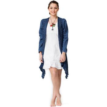 Vêtements Femme Gilets / Cardigans La Cotonniere GILET CYRIELLE 19