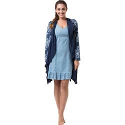 Vêtements Femme Gilets / Cardigans La Cotonniere GILET CYRIELLE 594
