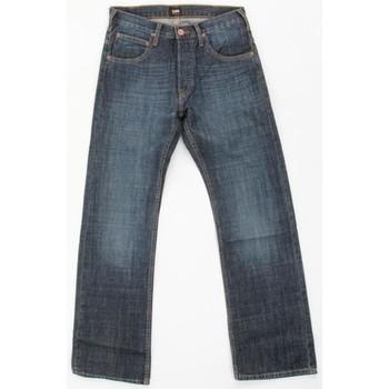 Vêtements Homme Jeans droit Lee JOEY 71921TK niebieski