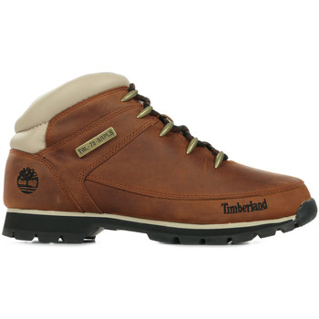 Chaussures Homme Boots Timberland Euro Sprint Hiker Brown marron